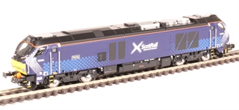 """2D-022-005 Class 68 68006 """"Daring"""" in Scotrail livery"""