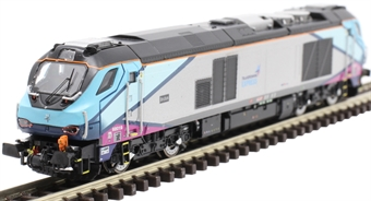 """2D-022-009D Class 68 68019 """"Brutus"""" in TransPennine Express livery - Digital fitted"""