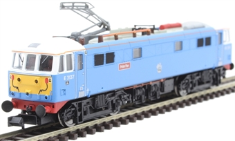 """2D-026-002 Class 86/2 86259 """"Les Ross/Peter Pan"""" in BR electric blue - as preserved"""