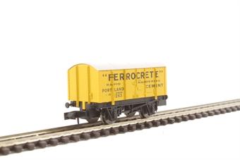 """2F-013-043 4-wheel gunpowder van """"Ferrocrete"""""""