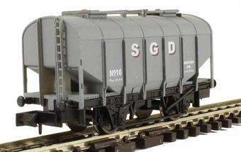"""2F-036-017 Bulk Grain Hopper """"Scottish Grain Distillers"""""""