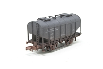 2F-036-020-PO Bulk Grain Hopper - GWR Avonmouth - weathered - Pre-owned - Like new