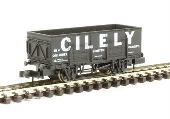"""2F-038-011 20 Ton steel mineral wagon """"Cilely"""" (ex-NB113)"""