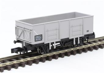 2F-038-049 20-ton steel mineral wagon 315750 in BR grey