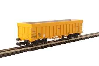 2F-045-006 IOA Ballast Wagon Network Rail Yellow 3170 5992 041-7