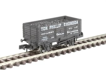 "2F-071-022 7-plank open wagon ""Ton Philip"" 277"