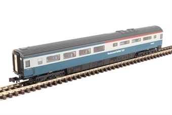 2P-005-012 Mk3 buffet W40435 in BR blue and grey with Intercity 125 branding £21.39