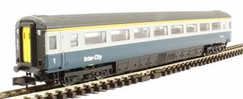 2P-005-023 Mk3 coach 1st Class #11085 in blue/grey loco hauled