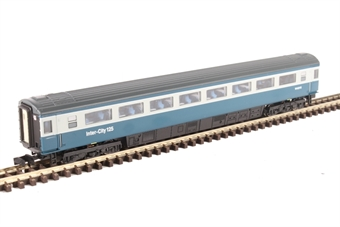 2P-005-039 Mk3 TSO second open W42012 in BR blue and grey with Intercity 125 branding