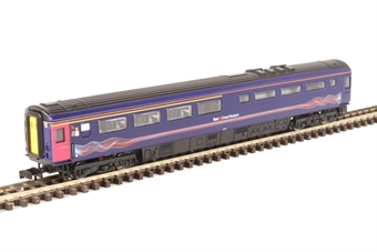 2P-005-310 Mk3 buffet 44021 in First Great Western 'dynamic lines' livery