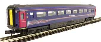 2P-005-330 Mk 3 First Great Western 2nd Class #42261 HST £19