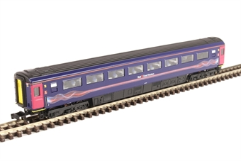 2P-005-337 Mk3 TSO second open 42075 in First Great Western 'dynamic lines' livery