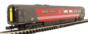 2P-005-410 Mk3 Coach Buffet in Virgin Trains livery without buffers (ex-NC055A) £17