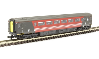 2P-005-460 Mk3 TGS trailer guard second 44091 in Virgin Trains livery £21.50
