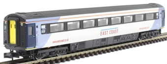 2P-005-820 Mk3 TFO first open 41120 in East Coast silver