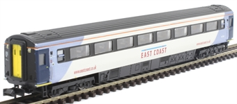 2P-005-821 Mk3 TFO first open 41150 in East Coast silver