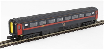 2P-005-931 Mk3 TSO second open 42127 in GNER blue