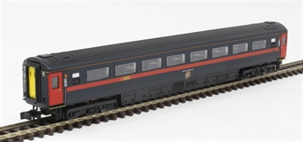 2P-005-933 Mk3 TSO second open 42064 in GNER blue