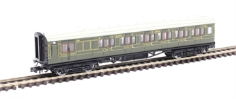 2P-012-075 Maunsell brake composite 6365 in SR green