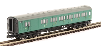 2P-012-375 Maunsell brake composite S6567S in BR green