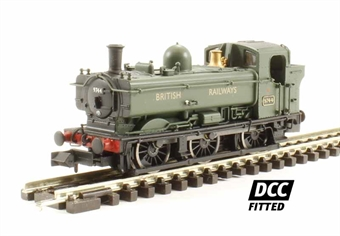 2S-007-013D Class 57xx Pannier 0-6-0 9744 in British Railways green - DCC fitted