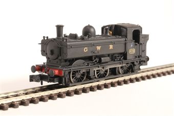 2S-007-015D Class 57xx Pannier 0-6-0PT 9791 in GWR black with later cab - DCC Fitted
