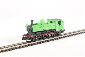 2S-007-019 Class 57xx Pannier 0-6-0PT 7754 in National Coal Board green with original cab £72