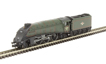 """2S-008-006 Class A4 60029 """"Woodcock"""" in BR green with late crest"""