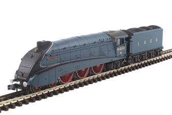 "2S-008-008 Class A4 4-6-2 4468 ""Mallard"" in LNER garter blue with valances"