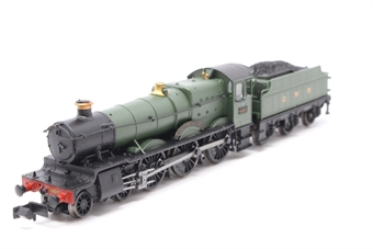 "2S-019-002-PO Class 6800 4-6-0 6802 ""Bampton Grange"" in GWR green with 'G & W' lettering - Pre-owned - Like new"