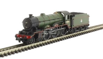 """2S-020-002D Class B17 4-6-0 61664 """"Liverpool"""" in BR green with early emblem. DCC Fitted"""