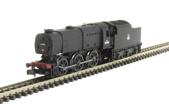 2S-021-001D Class Q1 0-6-0 33016 in BR black with early emblem. DCC Fitted