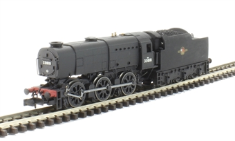 2S-021-002 Class Q1 0-6-0 33018 in BR black with late crest £107