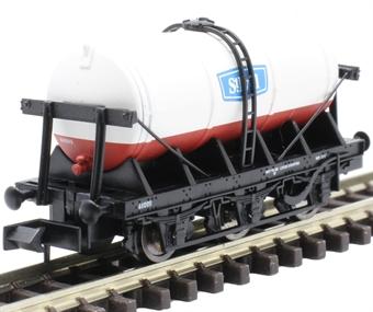 """2f-031-014 6 wheel milk tanker """"St Ivel"""""""