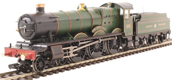 """30-525loco Class 49xx 'Hall' 4-6-0 4965 """"Rood Ashton Hall"""" in Great Western green - split from 30-525 set"""