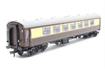30-525parlour-PO02 Mk1 Pullman parlour car 99353 in Pullman umber and cream - split from 30-525 set - Open box