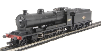 31-001 Class O4 2-8-0 Robinson ROD 63601 in BR black with late crest