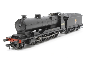 31-002-PO11 Class O4 2-8-0 Robinson ROD 63635 in BR black with early emblem. - Pre-owned -  imperfect box