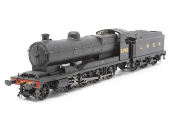 31-003-PO07 Class O4 Robinson 2-8-0 6190 in LNER black - Pre-owned - Like new