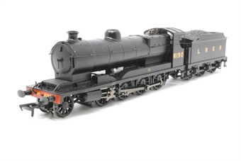 31-003-PO10 Class O4 Robinson 2-8-0 6190 in LNER black - Pre-owned - Like new - missing outer sleeve