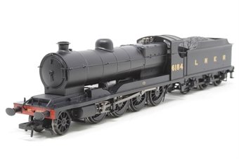 31-003A-PO02 Class O4 Robinson 2-8-0 6184 in LNER black - Pre-owned - Like new