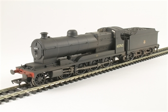 31-004A Class O4 Robinson 2-8-0 63762 in BR black with early emblem - weathered