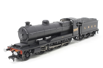 31-005-PO04 Class O4 Robinson 2-8-0 3547 in LNER black - Pre-owned - sold as seen- non runner