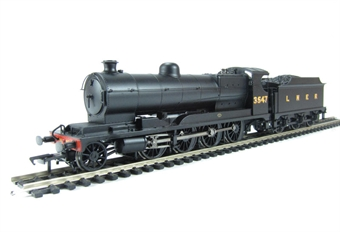 31-005 Class O4 Robinson 2-8-0 3547 in LNER black