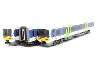 """31-027-PO05 Class 166 Turbo 3 car DMU """"First Great Western/Link"""" - Pre-owned - Like new, imperfect box"""