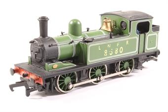 31-050-PO Class J72 0-6-0T 8680 in LNER green - Pre-owned - noisy runner- worn paintwork