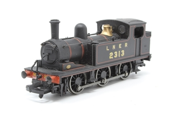 31-054-PO08 Class J72 0-6-0T 2313 in LNER lined black livery - Pre-owned - Like new