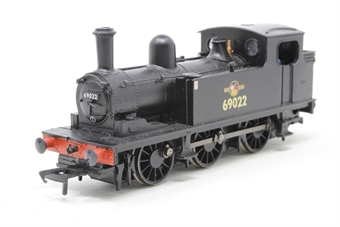 31-059-PO02 Class J72 0-6-0T 69022 in BR black with late crest - Pre-owned -  imperfect box