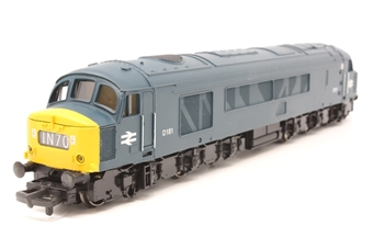 31-078-PO04 Class 46 D181 Peak in BR Blue Livery - Pre-owned - sold as seen - non runner- imperfect box
