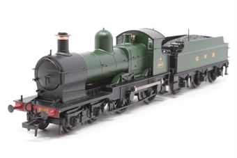 31-087DC-PO08 Class 32xx 4-4-0 Dukedog 9003 in GWR green with GW lettering DCC fitted - Pre-owned - Decoder removed